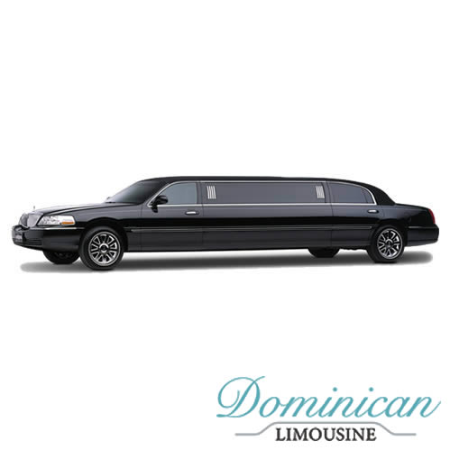 Stretch Lincoln Town