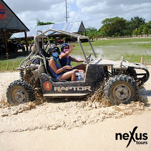 Punta Cana Buggie Doble