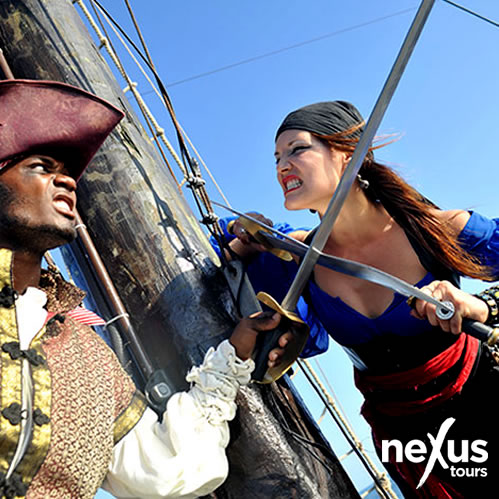 Caribbean Pirates Tour