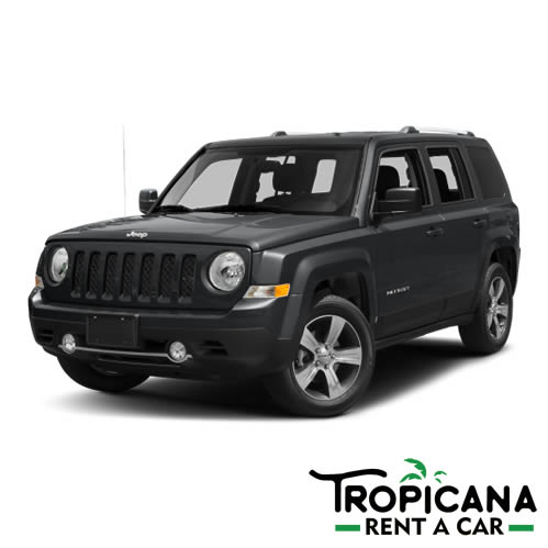 Jeep Patriot o similar